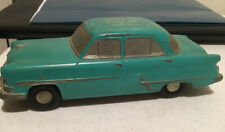 VINTAGE 1950s ALL METAL MODEL CAR BANTHRICO AUTOBANK FORD LINCOLN