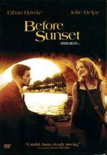 Before Sunset #2574 - Dvd Ethan Hawke; Julie Delpy; Vernon Dobtcheff; Louise Le