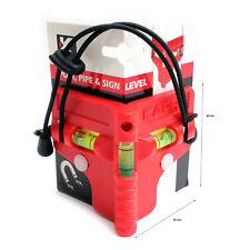 Kapro Mini Postrite Level Post Pipe Level Magnets