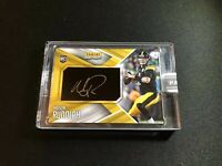 MASON RUDOLPH 2018 Panini Instant ROOKIE METALS AUTO # 2/10  Steelers RC