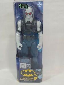 "DC Mr. FREEZE 12"" Action Figure 1st Edition Mr. FREEZE       IAE"