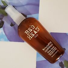 TIGI Bed Head Brunette Goddess Shine Spray Nearly Full Bottle 4 Fl Oz