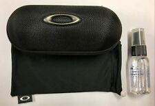 Oakley Sunglasses Case + Oakley Pouch (Microfiber Bag) + Glasses Spray