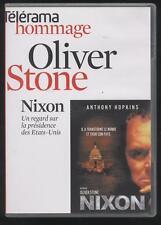 DVD NIXON ANTHONY HOPKINS FILM NEUF SANS BLISTER OLIVER STONE PRESIDENCE USA