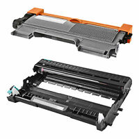 TN450 Toner Cartridge + DR420 Drum For Brother FAX-2840 FAX-2940 Printer Series