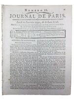 Bretagne en 1790 Parlement de Rennes Ille et Vilaine Montmorency Vaudemont