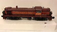 Aristocraft ART-22217-CB-2 Gulf Mobile & Ohio #1520 Diesel Locomotive ALCO RS-3