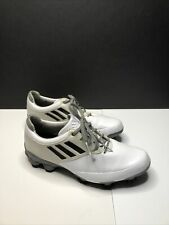 ADIDAS Adizero One Sprintweb Soft Spike Men's Golf Shoes White Grey Size 9