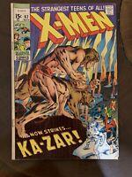 The X-Men #62 (Nov 1969, Marvel)