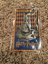 "New Harry Potter Metal Bookmark Scholastic ( 3.5"" Sorting Hat +String & Star)"