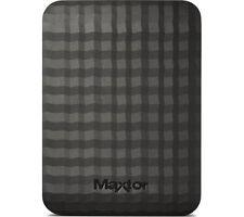 Discos duros externos Maxtor USB 3.0 para ordenadores y tablets para 1TB
