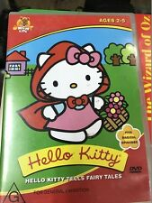 Hello Kitty - Tells Fairytales dvd
