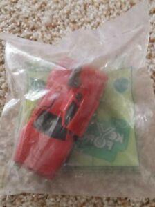 McDonalds Mattel Red Key Force Car 1993