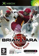 Brian Lara International Cricket 2005 (Xbox).