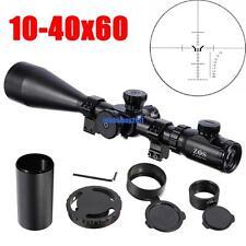 Tactical Rifle Scope 10-40x60 E-SF Illuminated Hunting Riflescope