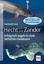 Hecht und Zander von Hartmuth Geck (2014, Taschenbuch)
