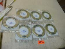 1614. 7 Rollen Copper Foil Tape Klebeband *neu*