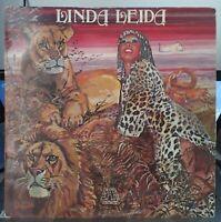 LP 33T - Linda Leida – Linda Leida -  SAR Records – SAR 1015 - 1980  Latin