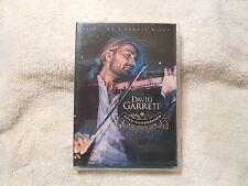 David Garrett: Rock Symphonies (DVD, 2011)**LIKE NEW** **GENUINE**
