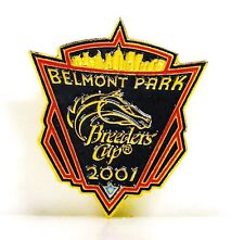 2001 - Breeders Cup @ Belmont Park Lapel Pin in MINT Condition