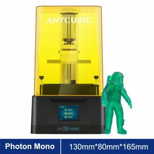 ES Anycubic SLA LCD Photon Mono Impresora 3D Printer UV Resina Alta velocidad
