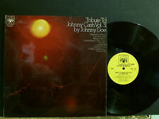 JOHNNY DOE  Tribute To Johnny Cash Vol. 3.    LP   1971 stereo   GREAT !!