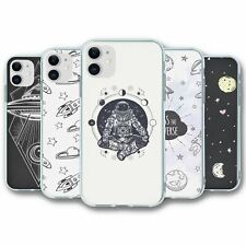 For iPhone 11 Silicone Case Cover Space Collection 4