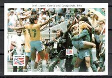 Uganda Michelnummer Block 193 postfrisch (6403 - Fußball - WM 1994)