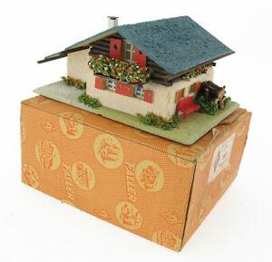 Faller 287 - Holz Alpenhaus Chalet Berg Haus - mit OVP - H0 Eisenbahn House