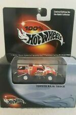100% Hot Wheels Cool Collectibles TOYOTA BAJA TRUCK Red #29689 NEW 2000