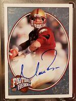 Matt Ryan 2008 Upper Deck Football Heroes Rookie Card Auto SP 79/150 Falcons RC