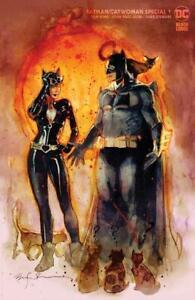 BATMAN CATWOMAN SPECIAL #1 NM COVER C SIENKIEWICZ VARIANT 6/3 2021 PRESALE