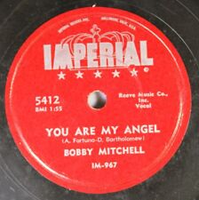 Hear! Doo Wop 78 Bobby Mitchel - You Are My Angel / I'Ve Got My Fingers Crossed