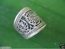 Jewellery man Woman Tribal Jewelry Tibet silver Rings