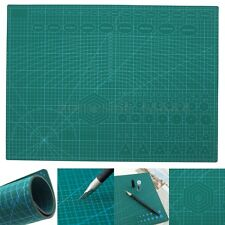 """18"""" x 24"""" Self Healing Double Sided 5-Ply PVC Durable A2 Cutting Mat Craft Board"""