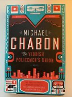 Michael Chabon ~ The Yiddish Policemen's Union ~ 1st Edition / 1st Printing 2007