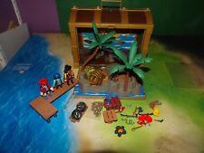 Playmobil 4432 Piraten Schatztruhe zum mitnehmen