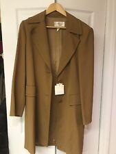 Barbara Bui Camel Brown Coat SZ 42