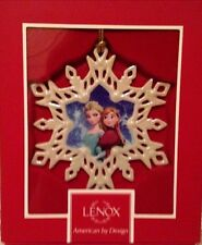 Brand New Disney's Frozen Ornament by Lenox in Box Free Shipping!!!!!!!!