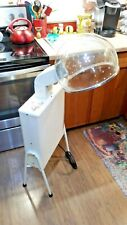 Mid Century Salons Free Standing Style Lady-Air Hair Dryer Working