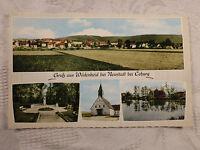 AK alte Ansichtskarte Gruß aus Wildenheid bei Neustadt bei Coburg, ca. 1950-70