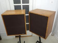 Altec 9849-8D  speakers with 414-8C , 806A , 32B aluminum  horns