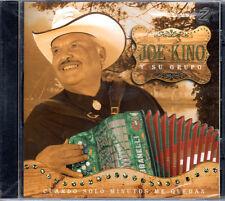 Joe Kino Cuando Solo Minutos Me Quedan Acordeon Christian Music CD
