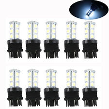 HS 10x 3157 Cold White 5050 Reverse Brake/Turn Tail Back Up LED Light Bulb Hot