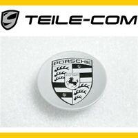 """-24% NEU Porsche 95B Macan Radzierdeckel für 18"""" Felgen Brilliantsilber /Hub cap"""