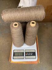 100% alpaca  yarn cone (set of 4)
