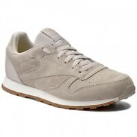 Reebok Classic CL Leather SG Sizes 5-5.5 Sandstone RRP £45 BNIB BS8952