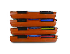 4 x  compatible colour laser toner set for Cart 329 Cart329 for LBP7010C 7018C