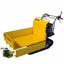 Lumag MD300 Raupendumper mit Kettenantrieb Mini Dumper Motorschubkarre Transport