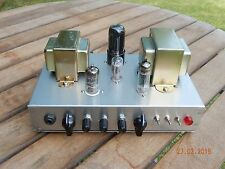 Eric McChanson Guitar / Harp Amp with BMT opts 2 / 5W SE Class A Valve Tube NEW